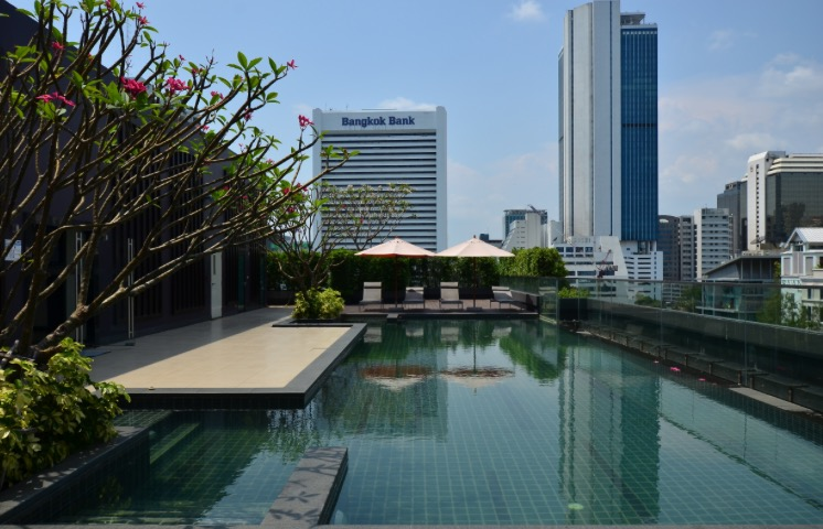 collezio Sathorn-Pipat - Pool