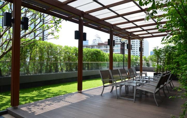 collezio Sathorn-Pipat - Rooftop Garden