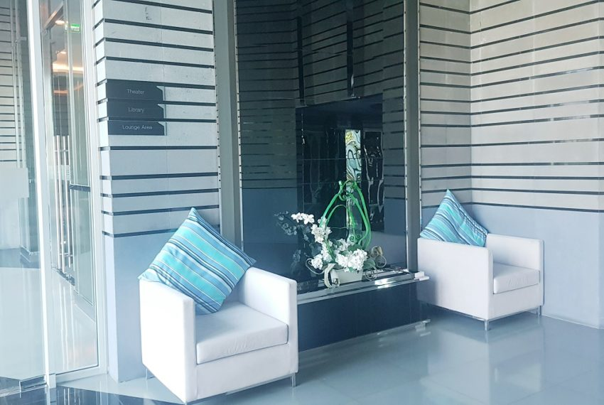 condo The Address Asoke - luxury facilities