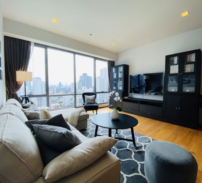 Luxury Sukhumvit property for sale - 2-bedroom - mid-floor - Hyde Sukhumvit 13 Bangkok luxury condo