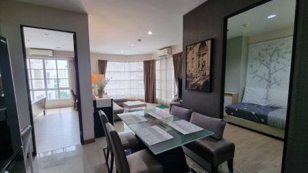Condo in Sukhumvit 18 For Sale With Tenant - 2-bedroom - mid-floor - CitiSmart