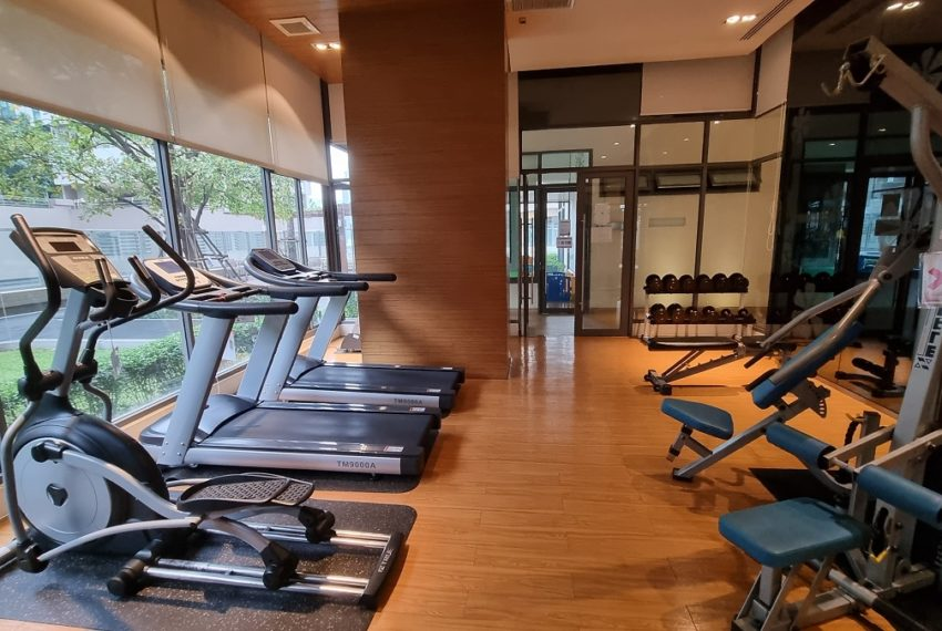 fitness tower A