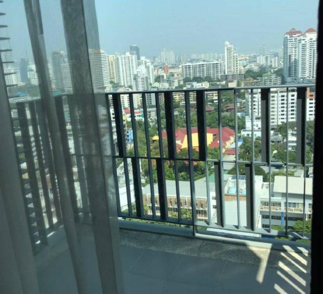 keyne by sansiri balcony-Rent