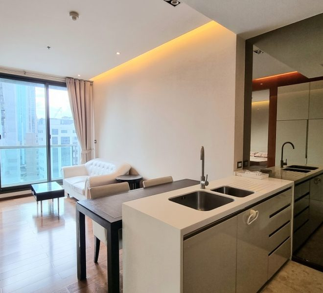 kitchen&living area