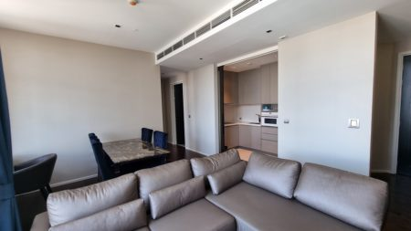Luxury apartment for sale near Prompong BTS - 2 bedroom - high floor - The Diplomat 39 Bangkok condominium