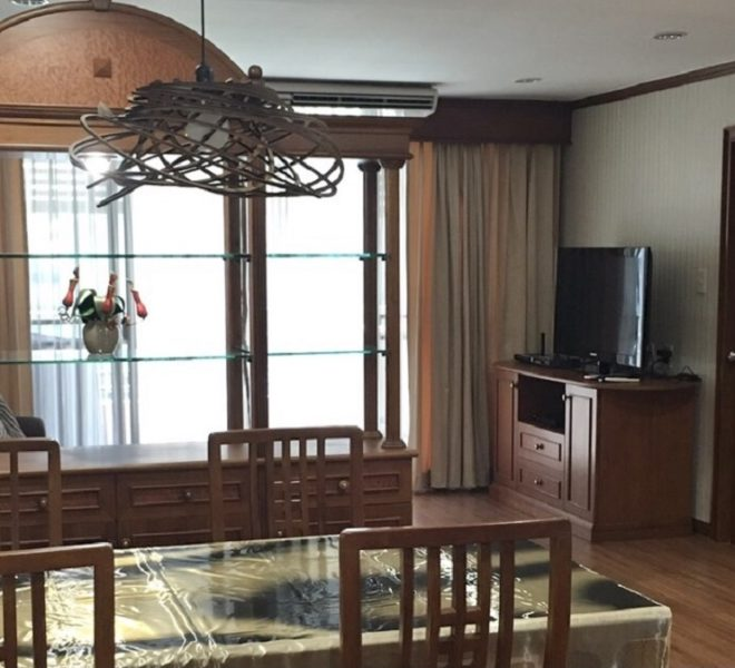 Well-maintained Bangkok apartment for sale with tenant - 2-Bedroom - Acadamia Grand Tower