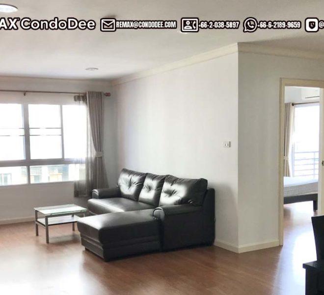 Condo near BTS Prompong for sale - 2-bedroom - corner unit - 2 balconies - Lupmini Suite Sukhumvit 41