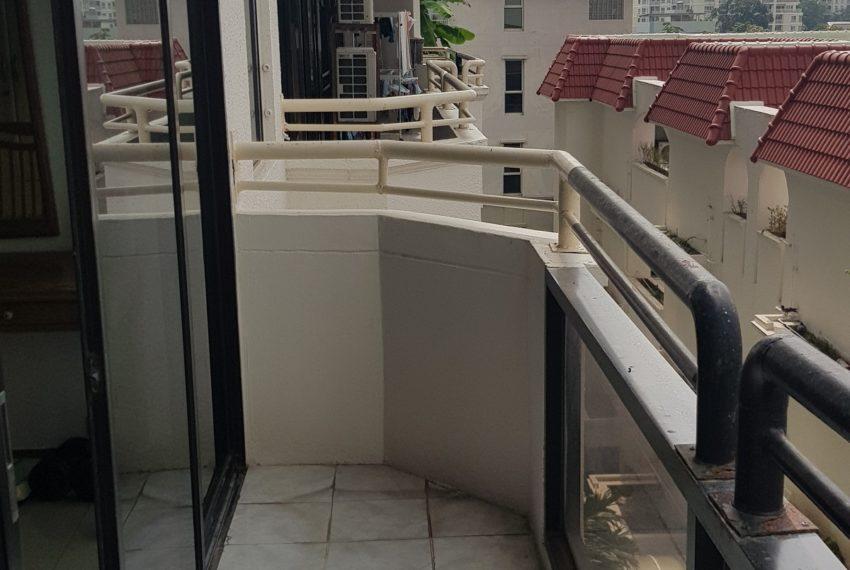 long balconies