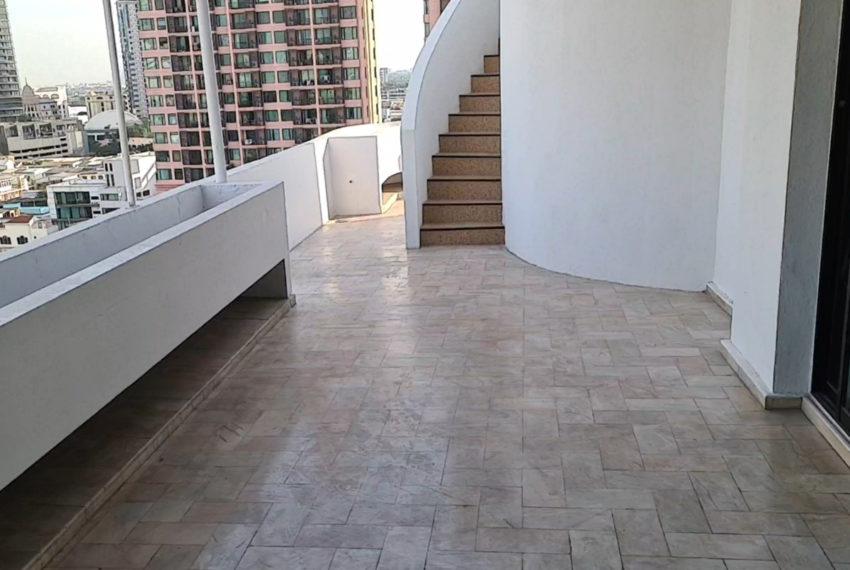 penthouse-duplex La Maison 22 - balcony 2 levels 2