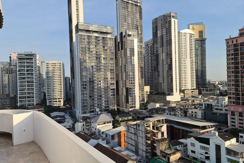 penthouse-duplex La Maison 22 - balcony big