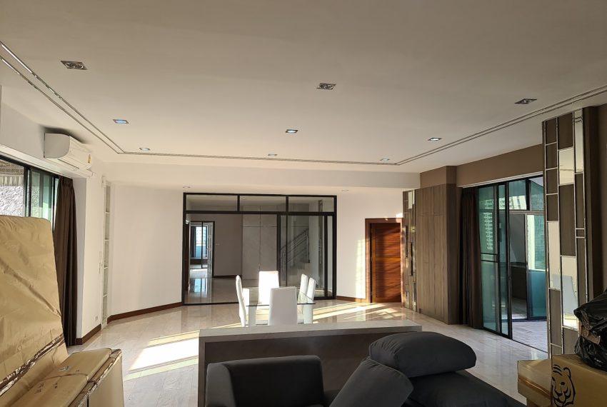 penthouse-duplex La Maison 22 - living area