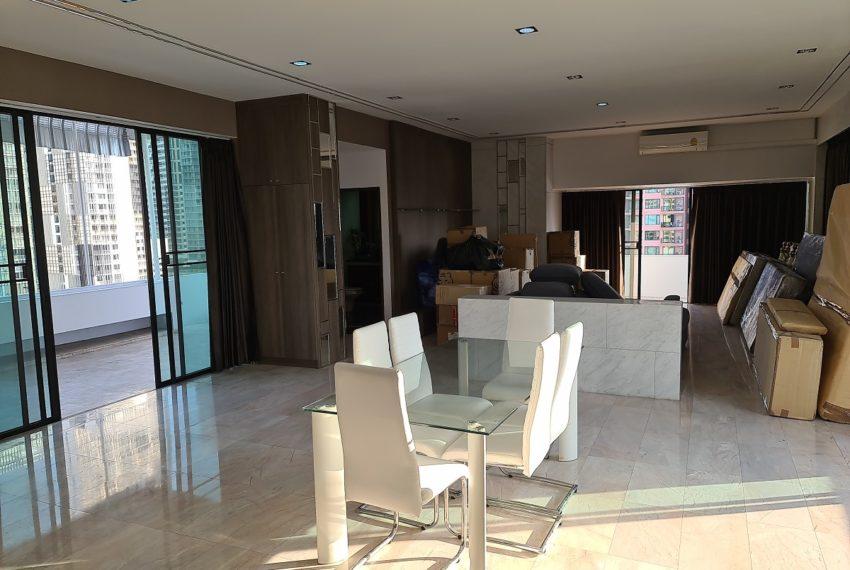 penthouse-duplex La Maison 22 - living room