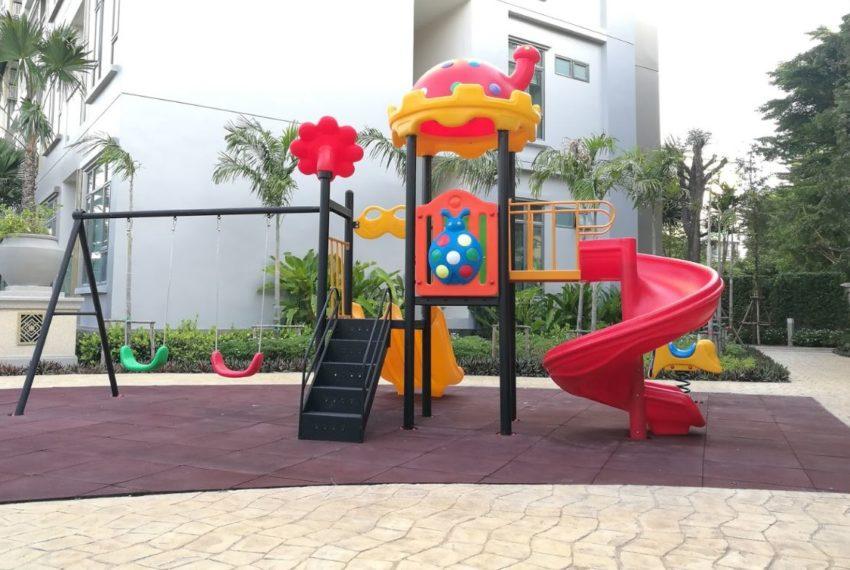 playgroundMayfair Place Sukhumvit 50 condo - fitness