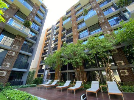 Noble Ambience Sukhumvit 42 Bangkok Low-Rise Condominium Near BTS Ekkamai