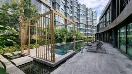 The Excel Hideaway Sukhumvit 71 cheap Bangkok condominium near BTS Phra Khanong