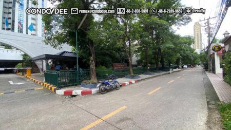 Kiarti Thanee City Mansion pet-friendly Bangkok condominium in Sukhumvit 31 near Srinakharinwirot University