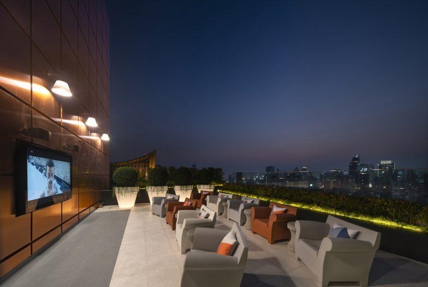 roof-top cinema