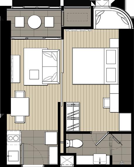 room 18-28 plan