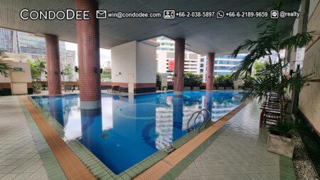 CitiSmart Sukhumvit 18 Popular Bangkok Condominium Near Asoke BTS