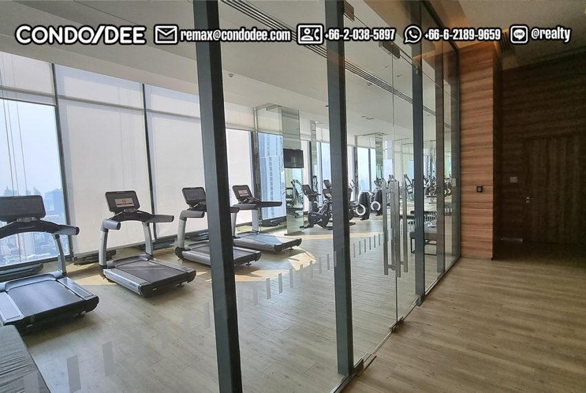 the esse Asoke - 33 fl gym