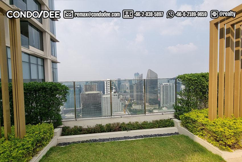 the esse Asoke - 43 floor garden