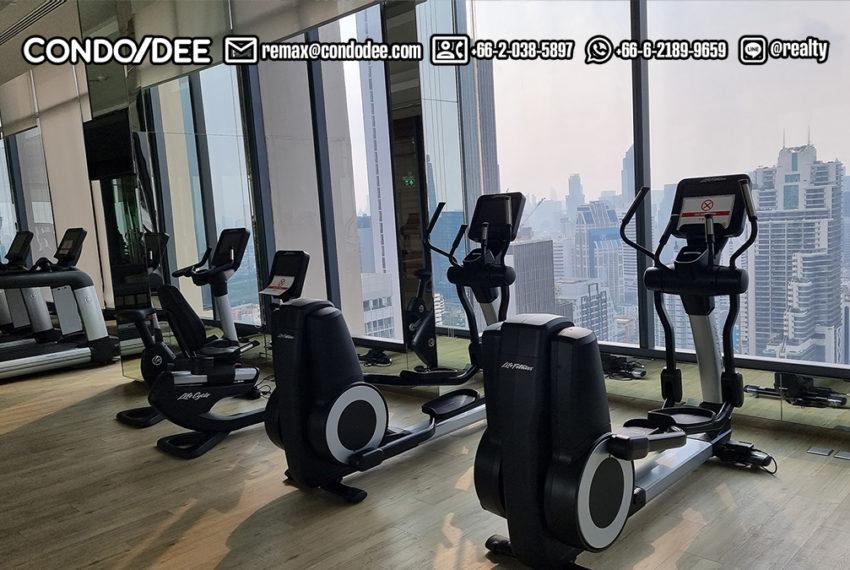 the esse Asoke - sky gym