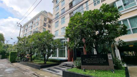 The Address Sukhumvit 42 Bangkok Condominium Near BTS Ekkamai