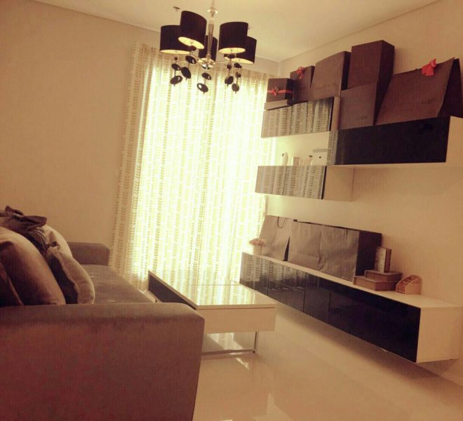Condo on high floor for sale in Villa Asoke 1-Bedroom