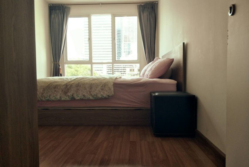 vogue sukhumvit 15 condominium 1-bedroom for sale - bedroom 2
