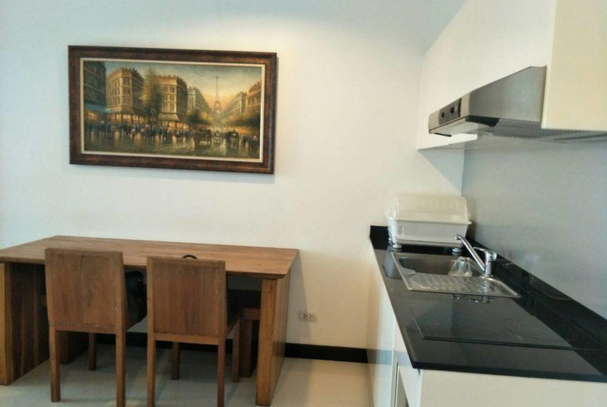 vogue sukhumvit 15 condominium 1-bedroom for sale - dining