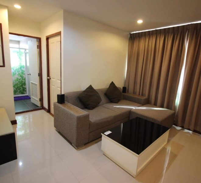 Flat for rent near Ratchathewi BTS - 1-bedroom - low floor - Wish Signature Midtown Siam